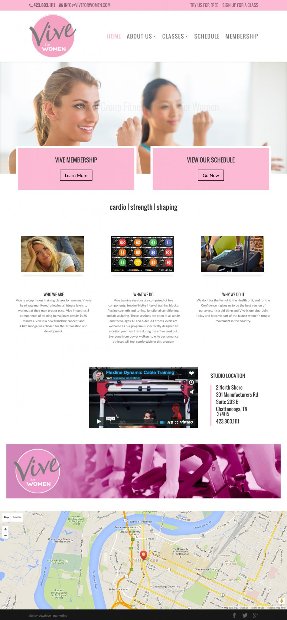 ViveForWomen.com_ Standalone Pricing