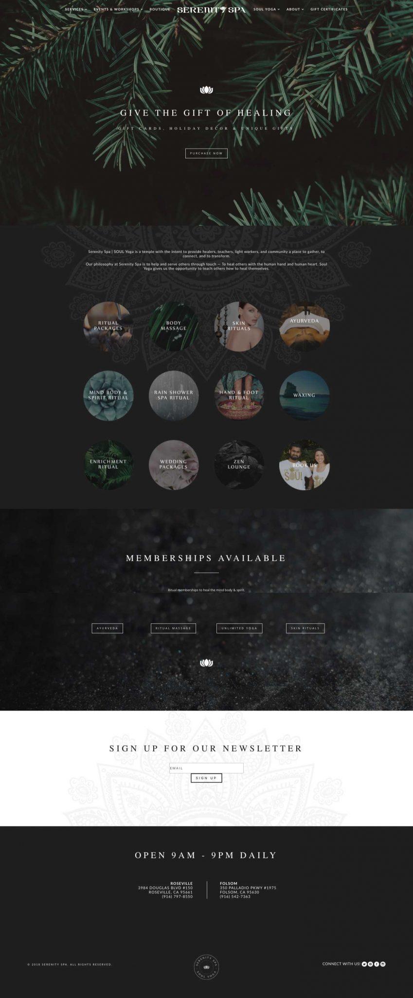 serenityspaonline.com_ Standalone Pricing