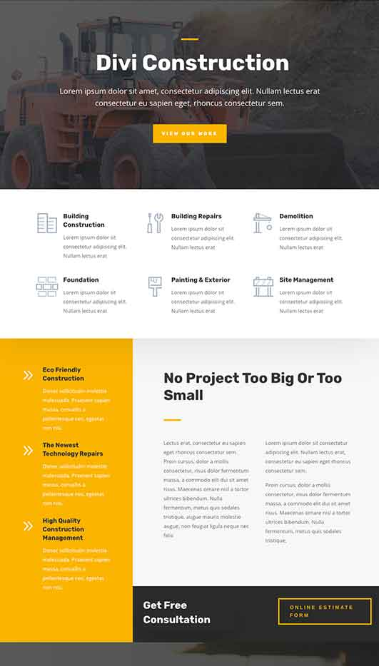 Louisville-Demo-Site Web Design & Development
