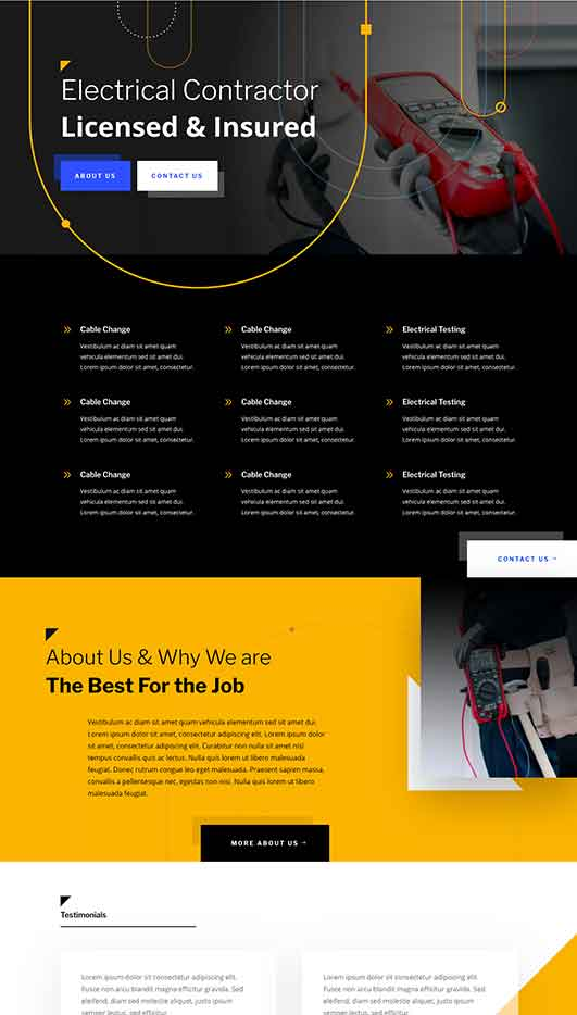 Memphis-Demo-Sites Web Design & Development