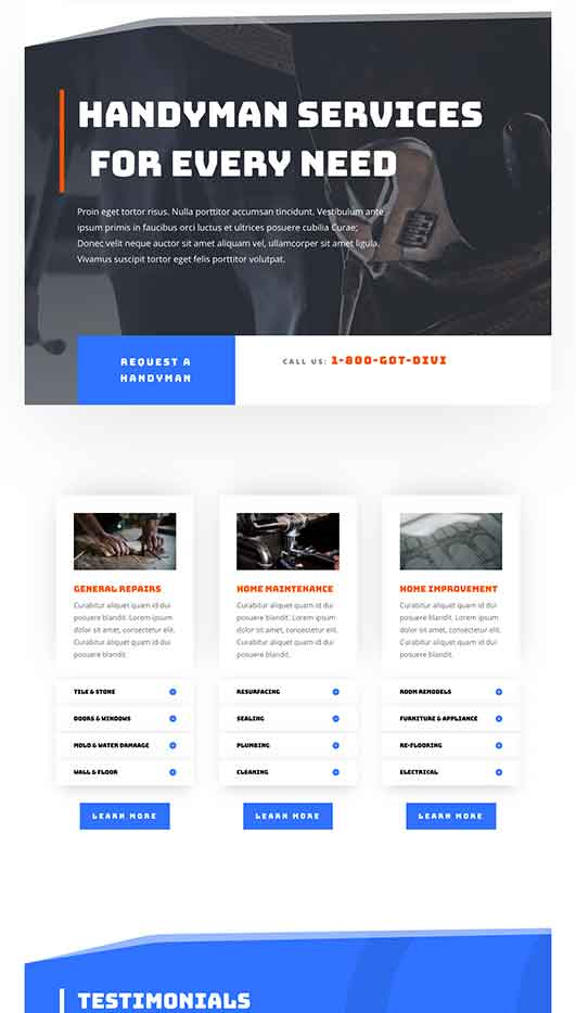 Pittsburgh-Demo-Site Web Design & Development
