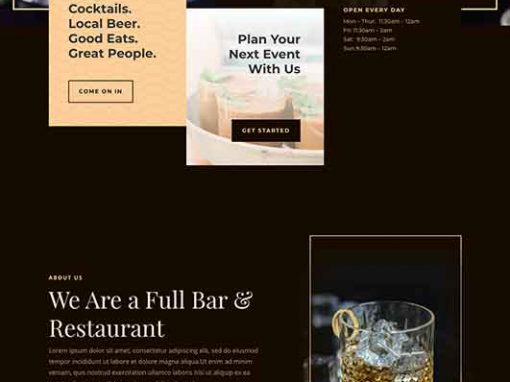 Portland-Demo-Site-510x382 Small Business Online Marketing | Woodstock, GA