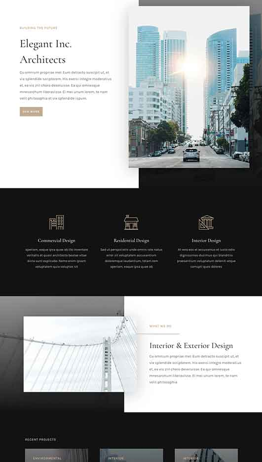 San-Fransisco-Demo-Site Web Design & Development
